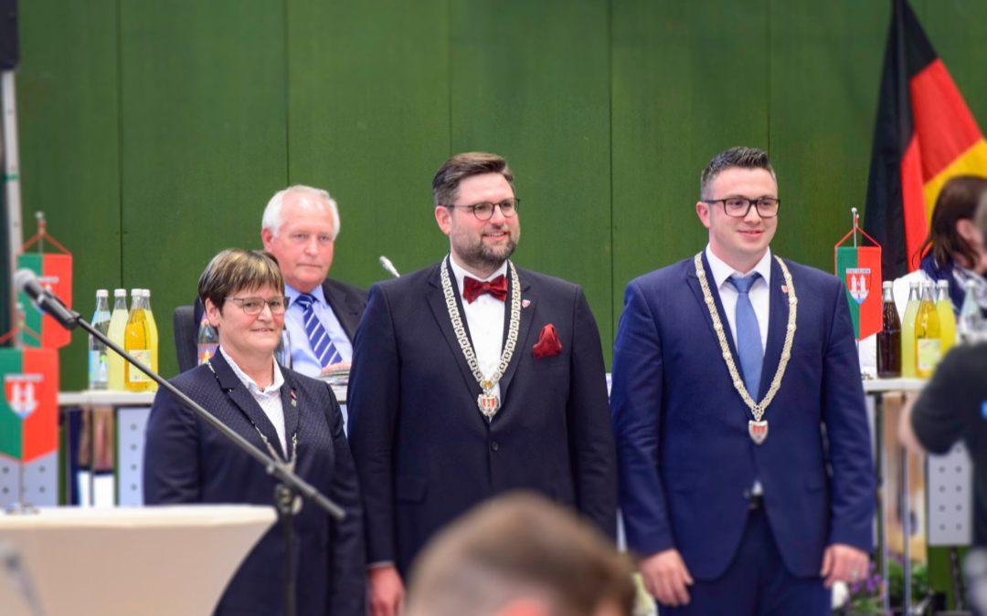Vereidigung der CSU-Bürgermeister und Stadträte