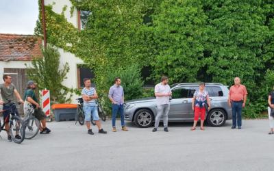 CSU-Ortstermin Staubing