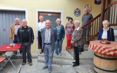 Die Senioren-Union des CSU-OV stellt sich neu auf